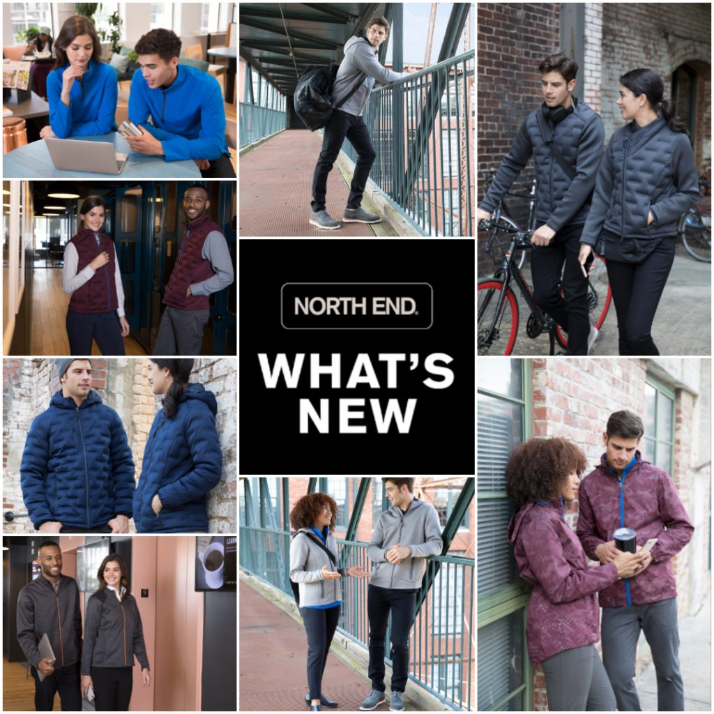 North End New Collection Collage